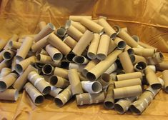 Stop Throwing Away Empty Toilet Paper Rolls! Here's 11 Ways to Reuse Them Aound the House