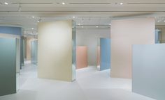 Dawn Ng's free-ranging installation at Hermès' Aloft space