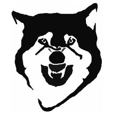 Halloween wolves pics halloween howling wolf stencil free this is our wolf stencil cut of re usable mylar our stencils are durable yet flexible enough to hold up for hundreds of uses on food safe official mylar pronofoot35fo Choice Image