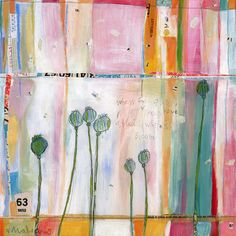 Sarah Ahearn - poppy pods