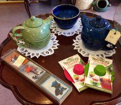 Teapot/Mug Sets