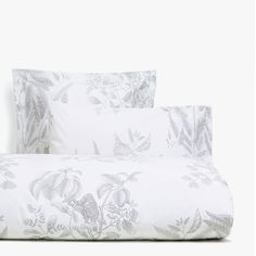 Image 1 of the product Floral print duvet cover