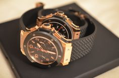 Hublot is awesome