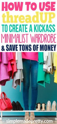 If you are looking for new items to create the perfect wardrobe (or want to clean out your closet and make some extra cash), you need to check out