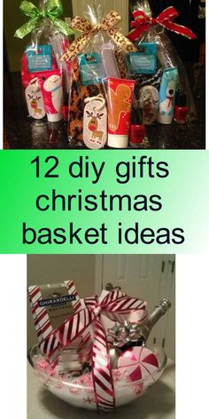 12 diy gifts christmas basket ideas Christmas Baskets, Diy Christmas Gifts, Basket Ideas, Diy Tutorial, Diy Gifts, White Cabin, Snow White, Food, Meal