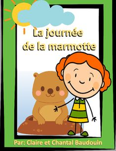 This is a litteratie product witch imcludes a PowerPoint to help you present groundhog day to your pupils. The legend says the groundhog 's behavior can predict the arrival of spring. Have fun predicting the weather and learn more on this tradition. French Teaching Resources, Teaching French, Teacher Resources, Teaching Ideas, Holiday Activities, Hands On Activities, Classroom Activities, Classroom Ideas, Groundhog Day