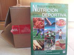 Pablo Barrientos ya puede disfrutar de la Guía Práctica de Nutrición Deportiva de  Furious Fitness. ¡Ya no hay excusa para cuidarse!
