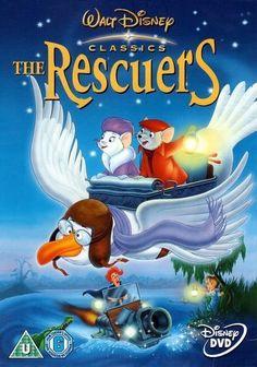 The Rescuers (DVD / Walt Disney 1977)