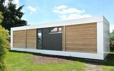 mobile home mobiles heim loft auch als hausboot gartenhaus rubiloft casa pinterest. Black Bedroom Furniture Sets. Home Design Ideas