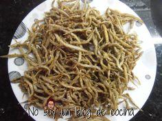 No soy un blog de cocina: PESCAÍTO FRITO