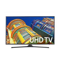 Refurbished Samsung 55-inch Class 2160p 4K Smart UHD TV