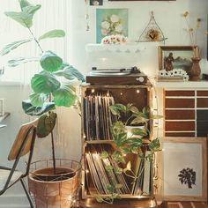 Angus & Julia, Creedence, Jeff, Black Keys, Taj Mahal, Nat King Cole, Simon & Garfunkel. Saturday Playlist to get me through ✌ #myhome #bohohome #jungalowstyle #momentslikethese #hbmystyle #vinyligclub #apartmenttherapy