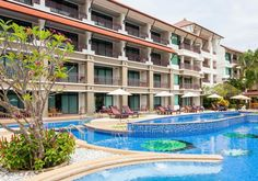 Alpina Nalina Resort & Spa : Phuket, Thailand