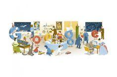 São Paulo – Em algumas horas, o mundo inteiro estará comemorando a chegada de 2013 e, para celebrar o ano que passou, o Google colocou no ar, em sua página principal de buscas, um extenso Doodle no qual relembra os principais homenageados do ano em uma espécie de retrospecitva 2012.