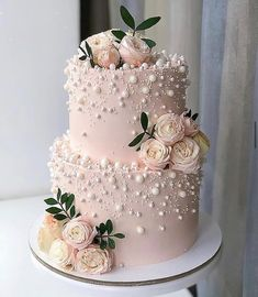 Floral Wedding Cakes, Fall Wedding Cakes, Wedding Cakes With Cupcakes, Elegant Wedding Cakes, Wedding Cake Designs, Spring Wedding, Elegant Birthday Cakes, Wedding Cake Pearls, Wedding Dress Cake