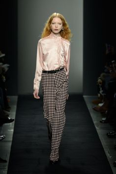 Pin for Later: The 6 Sexiest Trends to Come Out of Milan Fashion Week  Bottega Veneta Fall 2015