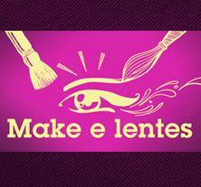 Make Up + Lentes Coloridas