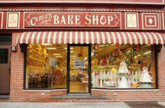 Hoboken, New Jersey. Carlos Bakery!