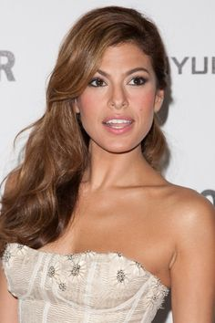 the ever-gorgeous eva mendes has been a girl crush of ours for a