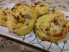 saladitos de queso con nueces