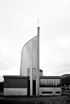 Geilo Kulturkyrkje W arkitekter AS v/ Jorunn W. Brusletto Photographed byEvilien