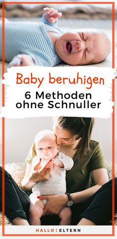 Ruhiges Baby: 6 Methoden zum Trösten - Baby Care Tips - Make Up Brushes Set - DIY Jewelry Unique - Hair Styles For Women - Decorating Ideas For The Home Baby Tips, Baby Care Tips, Baby Hacks, Baby Massage, Massage Bebe, Parenting Advice, Kids And Parenting, Pinterest Baby, Parenting