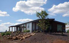 Modular Home Designs, Modular Home Builders, Prefab Modular Homes, Prefabricated Houses, Prefab Buildings, Metal Buildings, Metal Building Homes, Building A House, Utah