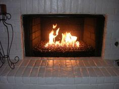 fireplaces with glass rocks. The Experts of Fireplace  Fire Pit Glass Rocks and Tables My fireplace rocks Rock So easy to transform your