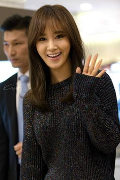 Kwon Yuri ~ SNSD I LOVE THIS SWEATER