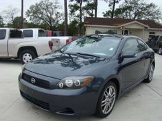 This 2010 Scion tC is listed on Carsforsale.com for $4,900 in Houston, TX. This vehicle includes Exhaust Tip Color - Chrome, Front Bumper Color - Body-Color, Mirror Color - Body-Color, Rear Bumper Color - Body-Color, Front Air Conditioning, Front Air Conditioning Zones - Single, Steering Wheel Trim - Leather, Cargo Area Light, Cargo Cover - Hard, Center Console - Front Console With Storage, Cruise Control, Cupholders - Front, Cupholders - Rear, Easy Entry - Manual Driver Seat…