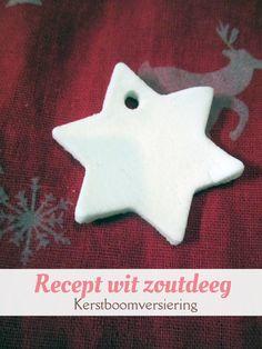 MizFlurry | meisje | moeder | nerd: Recept wit zoutdeeg om kerstboomversiering mee te knutselen (adventsactiviteit 13)
