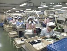 How Nikon Film SLRs Were Made in the 1990s
