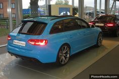 Used 2013 Audi RS4 for sale in Staffordshire | Pistonheads
