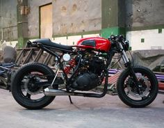 Café racer XT600