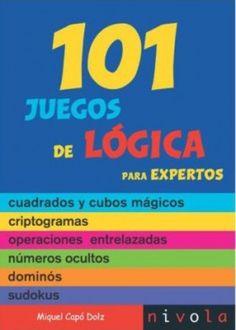 101 juegos de lógica para expertos