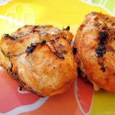 Indian Tandoori Chicken @ allrecipes.asia