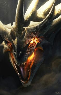 Dragon Dragon Medieval, Dragon Face, Fire Dragon, Dragon Head, Flaming Dragon, Magical Creatures, Fantasy Creatures, Pizzas, Gif Art