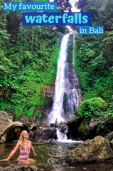 Check out my favourite waterfalls in Bali (Indonesia) ... | Bali Waterfalls | Bali Waterfalls Photography | Best Bali Waterfalls | Beautiful Bali Waterfalls | Bali Waterfalls Couple | Bali Waterfalls Photoshoot | Bali Waterfalls Pictures | Bali Waterfalls Instagram | Bali Waterfalls Bucket Lists | Bali Waterfalls Girl | Gitgit Waterfall Bali | Gitgit Bali | Gitgit waterfall | Air Terjun Gitgit | Bali Indonesia | Bali Travel | Bali Photography | Bali Indonesia Travel | Bali Travel Guide |