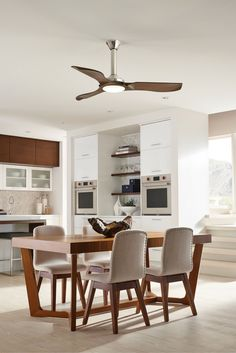 Kitchen Ceiling Fans Industrial Style Faucet 12 Best Fan Ideas Images In This Minimalist By Monte Carlo Is Named That Way For Good Reason Sleek