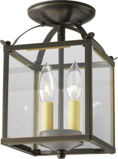 Progress Lighting Fiorentino Collection 1 Light Forged Bronze Mini