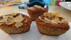 """Partager la publication """"Muffins à l'amande"""" FacebookTwitterGoogle+PinterestE-mail Toujours à l'occasion de l'anniversaire de ma collègue, j'ai fait des petits muffins…"""