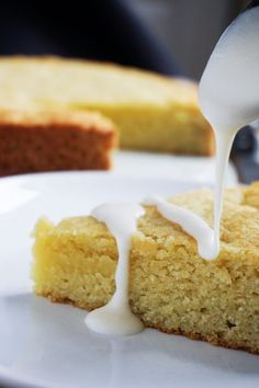 Olive Oil Cake - KetoConnect