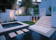 Lighting Steps