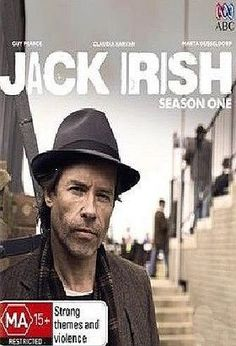 Jack Irish (2016) / S:1 / Ep. 6 + 3 Tele-Movies  /   Jack Irish is TV series & Australian television movies adapted from the detective novels by Peter Temple / Guy Pearce stars as Jack Irish, a former criminal lawyer who now spends his days as a part-time investigator, debt collector, apprentice cabinet maker, punter and sometime lover. An expert in finding those who don't want to be found, Jack helps out his mates while avoiding the past -  until the past finds him.