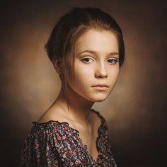 Portrait Photography by Paul Apal'kin | Cuded