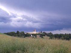 20.06.2014 - Gewitterzelle südwestlich von Tagensdorf (STMK)