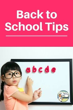 It's back to school time and teachers are struggling to get everything done. Here are some back to school tips to help you be less stressful in setting up your classroom. First Year Teachers, Kindergarten Teachers, Elementary Teacher, Teaching Kids, Elementary Schools, Busy Teachers, Upper Elementary, Back To School Hacks, Back To School Essentials