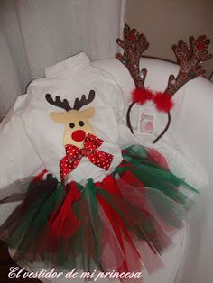 PREESCOLAR: Vestuario festival navideño Prepri