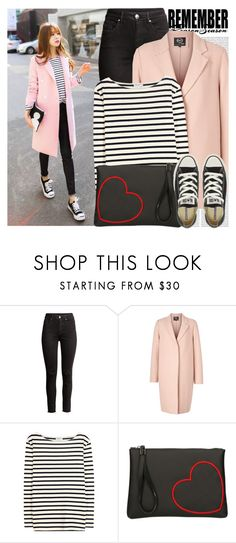 """""""2501. Street Style"""" by chocolatepumma ❤ liked on Polyvore featuring Oris, H&M, McQ by Alexander McQueen, Yves Saint Laurent, Gum by Gianni Chiarini and Converse"""