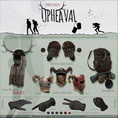 ISPACHI - Upheaval Key
